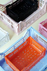 HAY CRATES in multicolour, Aykasa foldable crates
