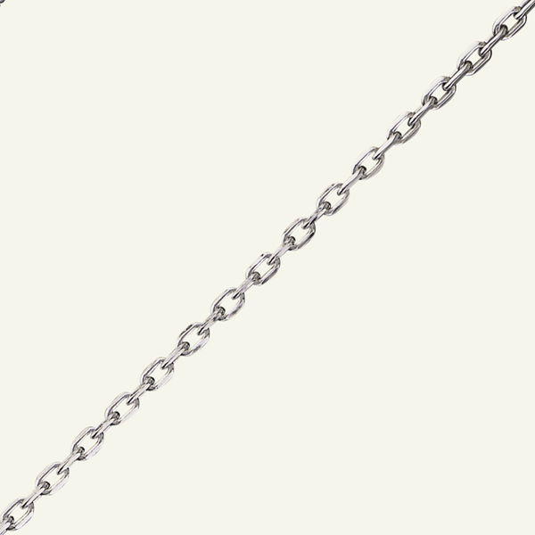Product title: Extra Heavy Silver Belcher Chain, product type: Chain