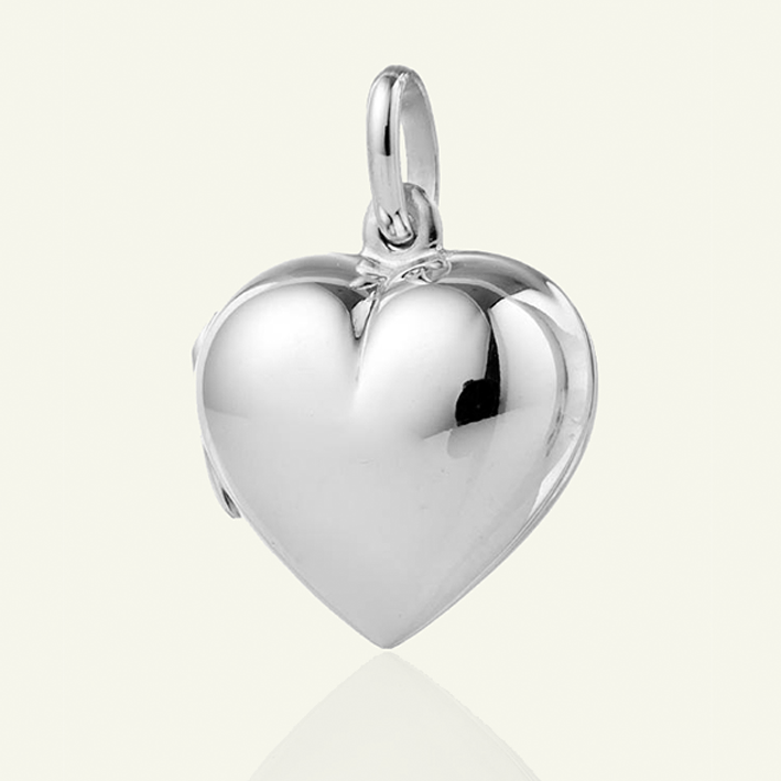 Small Puffy Heart 16 mm
