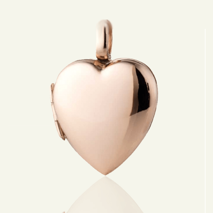 grams heart weight silver border gold length flower locket p mm plated sterling rose lockets width