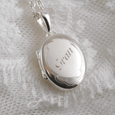 Product title: Silver Gran Locket 17 mm, product type: Locket