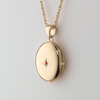 Dainty Ruby 4-Photo Locket