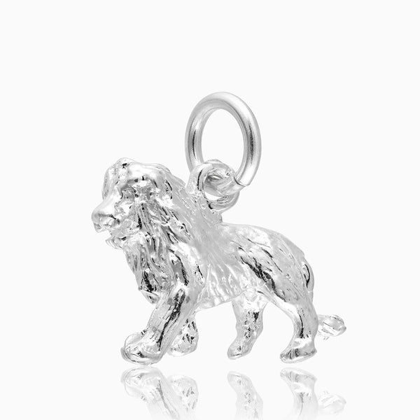 Product title: Leo Silver Charm, product type: Charm