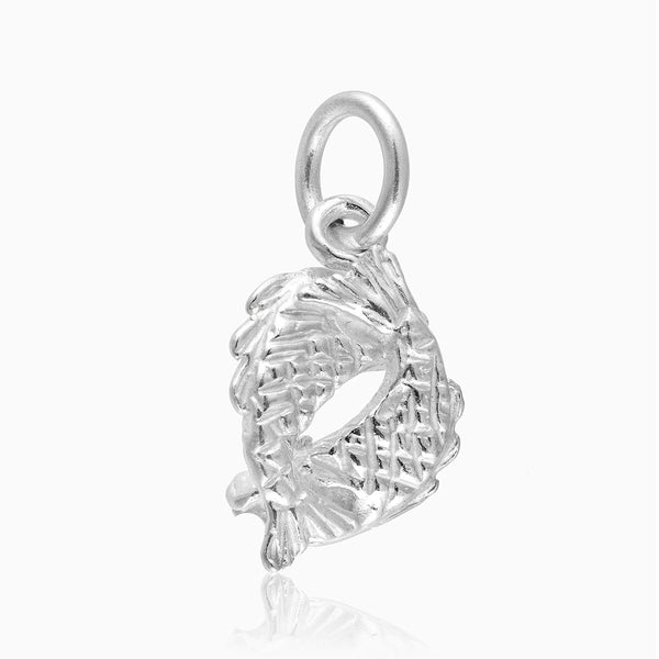 Product title: Pisces Silver Charm, product type: Charm
