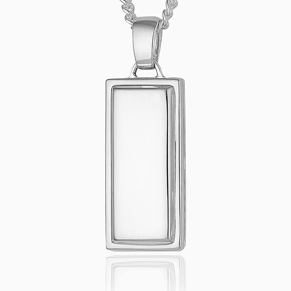 Product title: Premium Mens' Dogtag Locket, product type: Locket