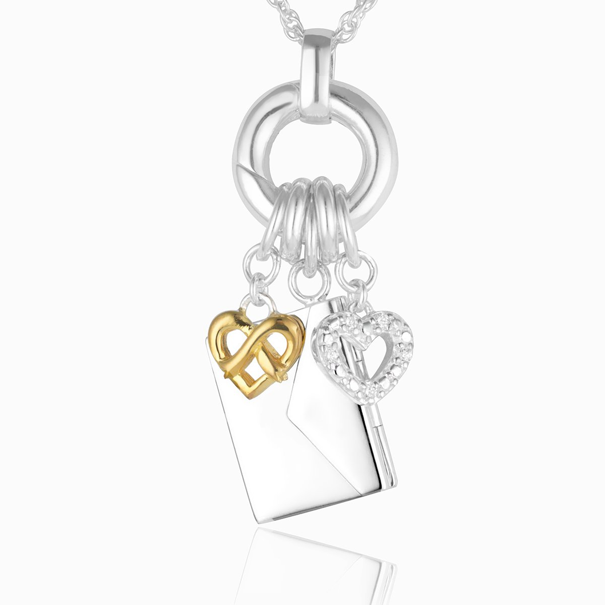 Product title: Love Letter Locket, product type: Locket
