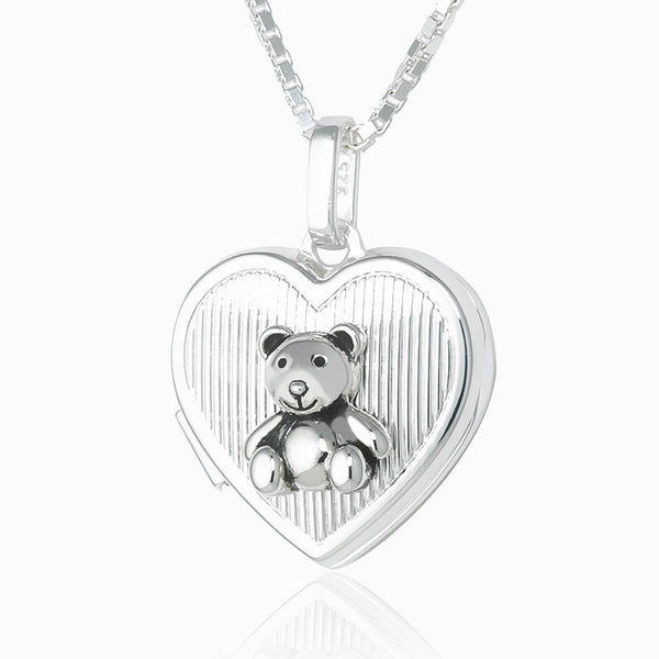 Cute Teddy Locket