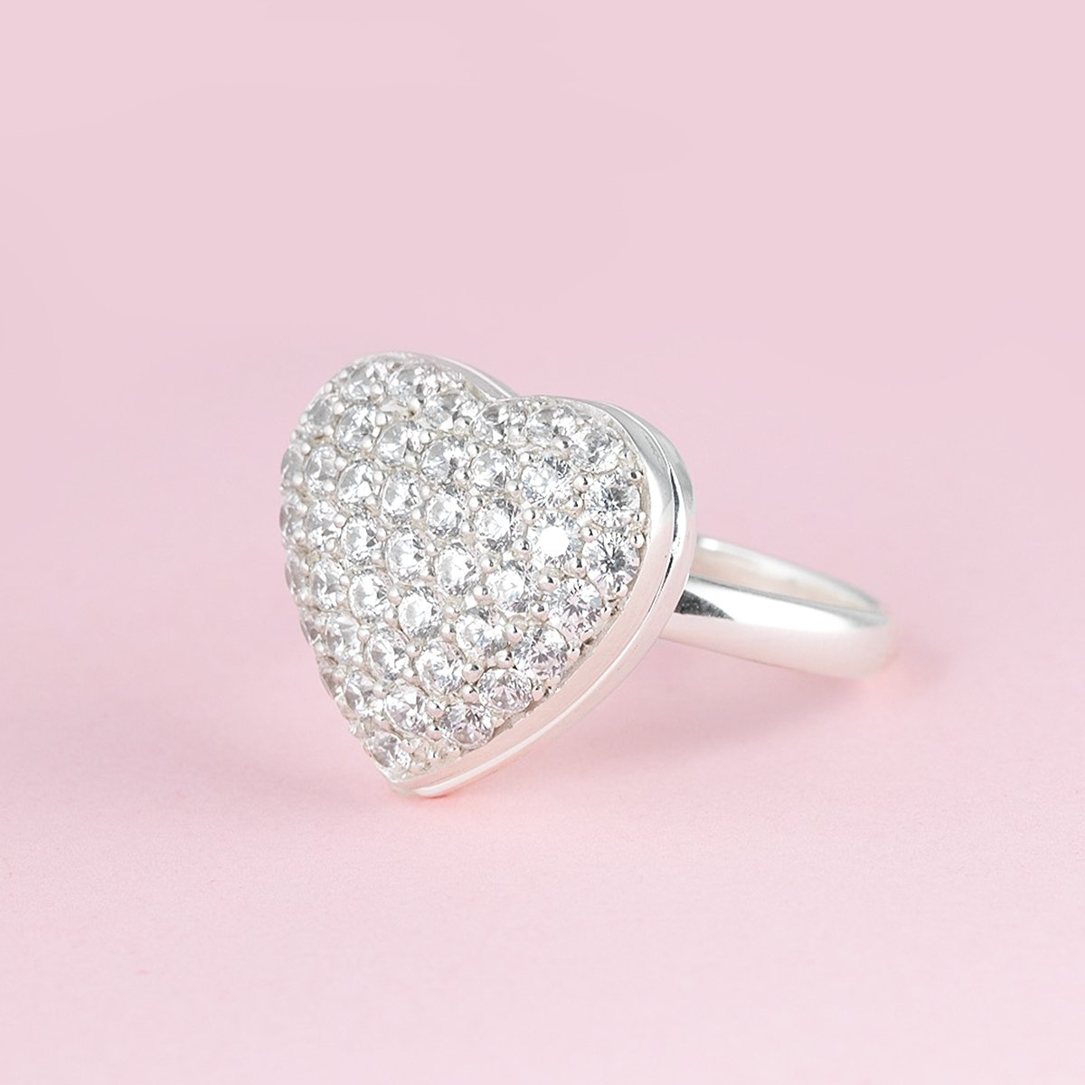 Product title: Dazzle Locket Ring, product type: Locket Ring