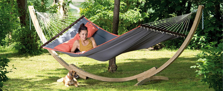 Hammocks with Stand - Wooden Sets