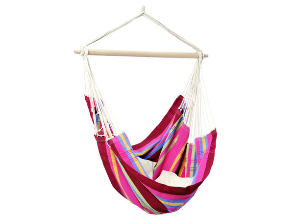 Amazonas Brasil Hanging Chair with Omega Stand Set  (in 9 colours)