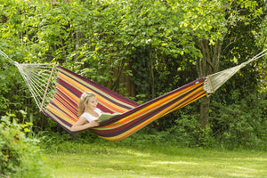 Amazonas Brasilia Tropical Hammock with Spreader Bar