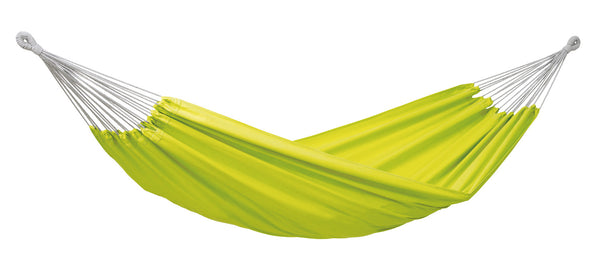 Empty Kiwi green Florida hammock