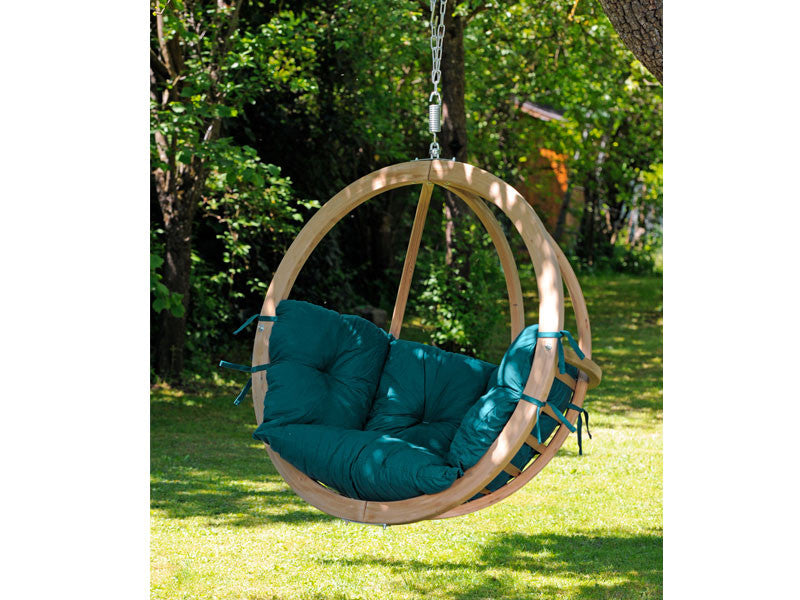 just indoor single hammock chair and blow cock