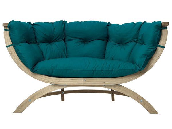 Siena Due Sofa Green Weatherproof Cushion