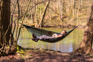 Amazonas Silk Traveller Thermo Travel Hammock