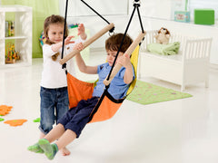 Amazonas Kid's Swinger Yellow Child's Hanging Chair