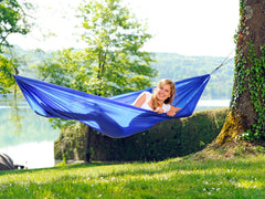 Amazonas Travel Set Blue Camping Hammock