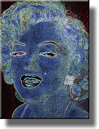 Marilyn Monroe Picture on Stretched Canvas, Wall Art Décor, Ready to Hang!