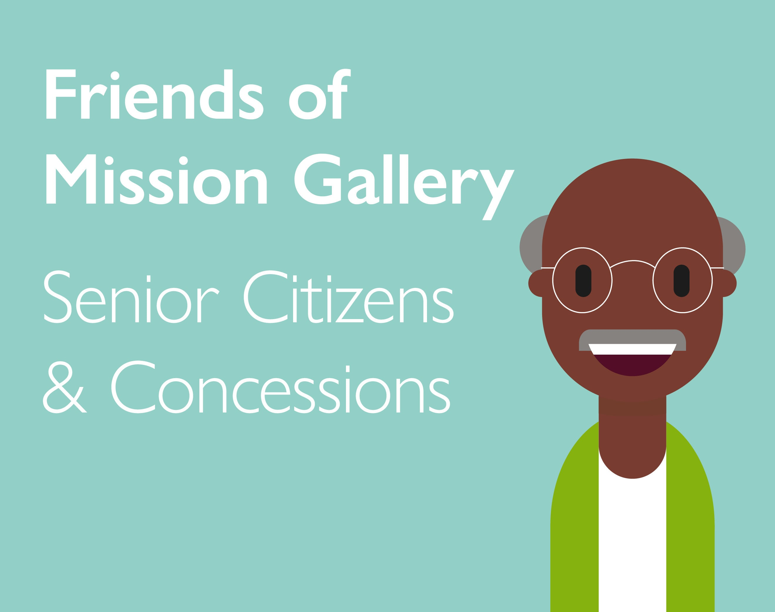 Senior Citizens & Concessions