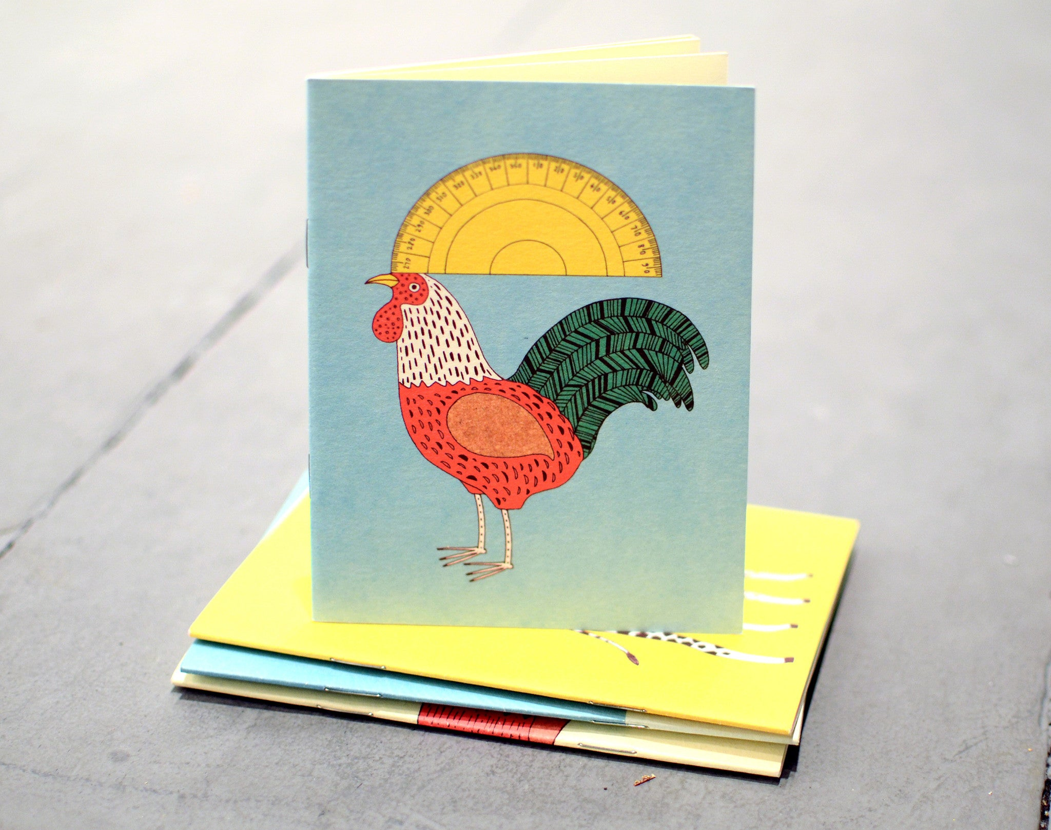 Rooster Notebook : Noodoll