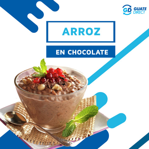 Arroz en Chocolate