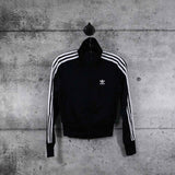 ADIDAS : Women's Firebird Track Top, Black