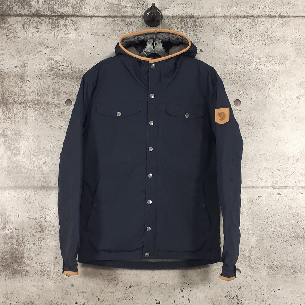 FJALLRAVEN : Men's Greenland No. 1 Down Jacket, Night Sky