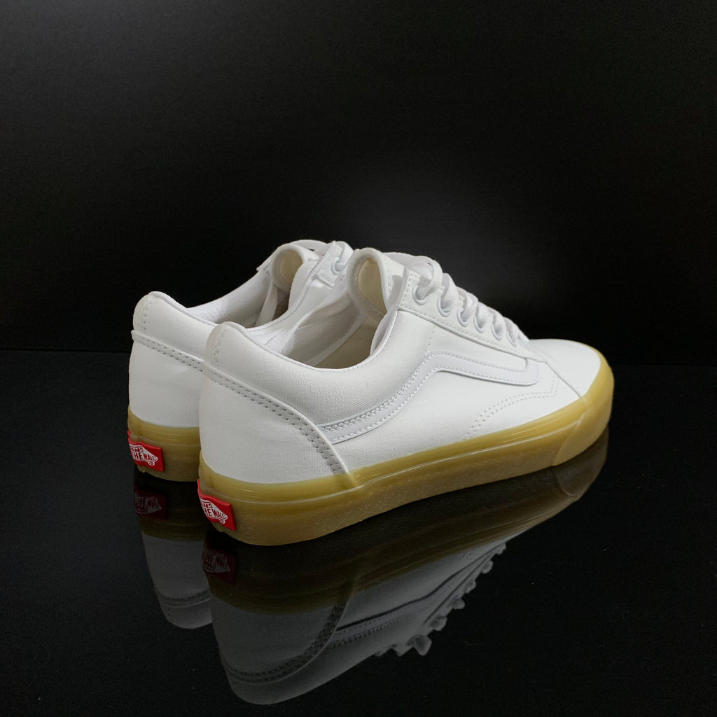 VANS : Men's Vans Old Skool Double Lite Gum