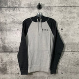 VANS : Men's ATHLETIC RAGLAN PULLOVER HOODIE