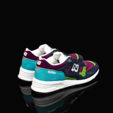 NEW BALANCE : Men's Lifestyle 1530, Made in England, Navy/Purple/Blue