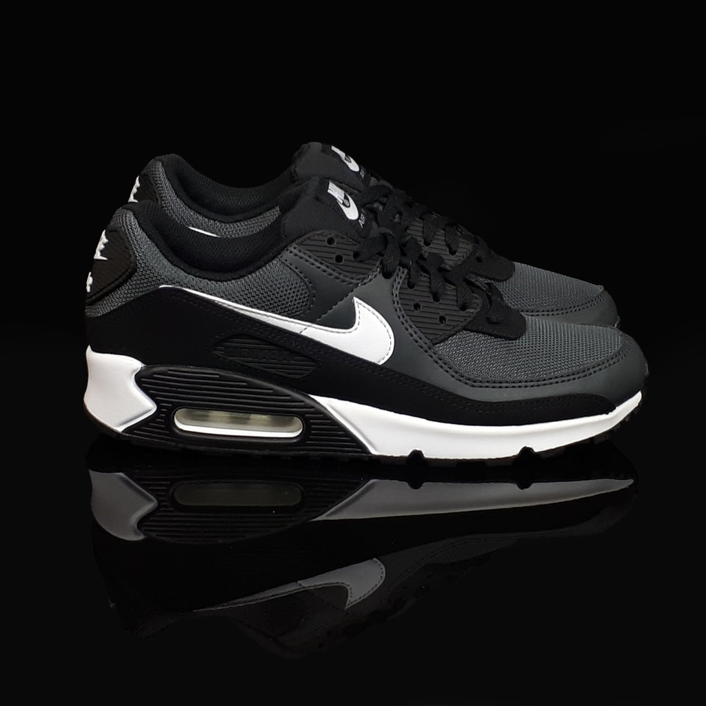NIKE : Air Max 90, Black/White/Grey