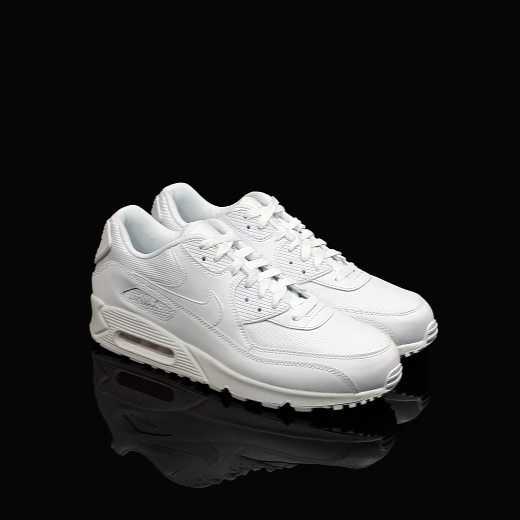NIKE : Men's Air Max 90 Essential, White