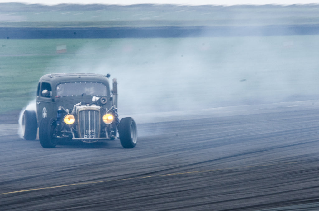 "Build Feature - Matt Urch's 1953 Ford Popular ""Drift Rod"""