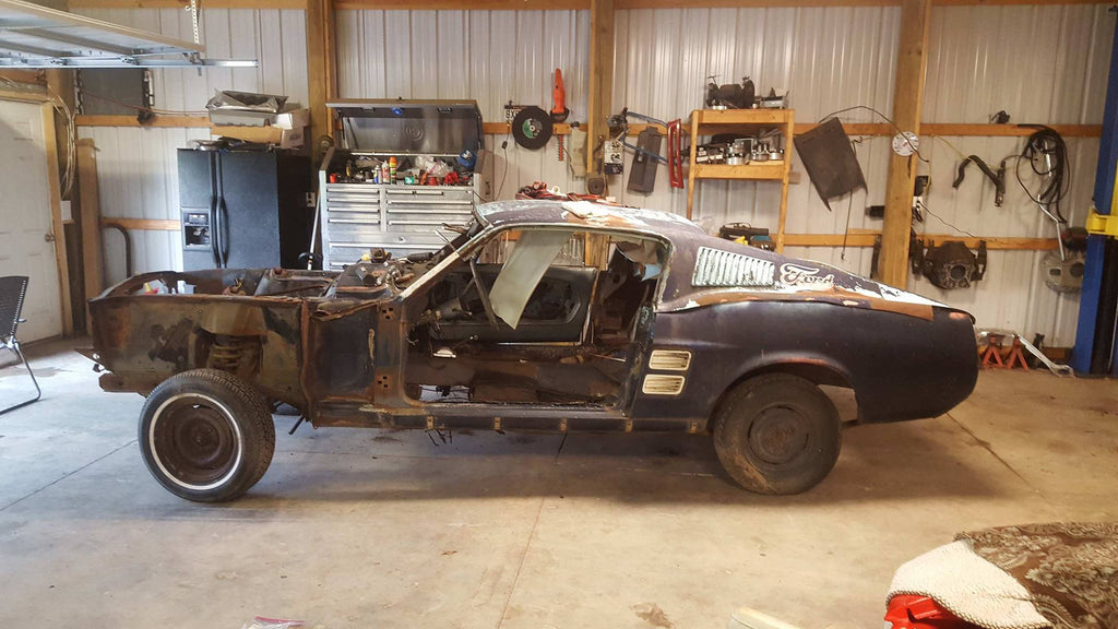 Saving The Lives of Two '67 Mustangs at Once