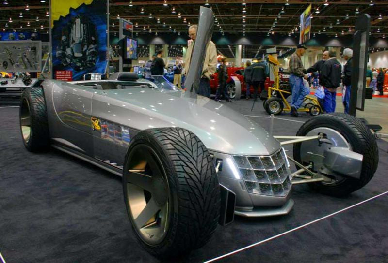 Cadillac VSR Concept Hot Rod
