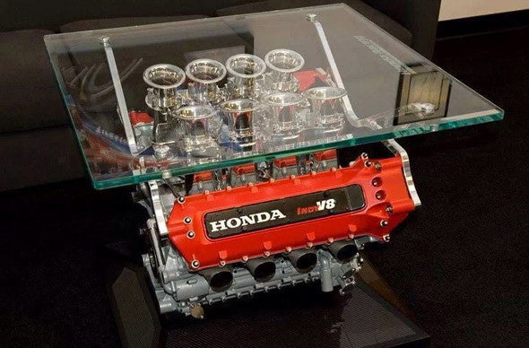Automotive Engine Coffee Tables