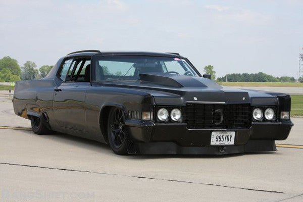 turbo powered cadillac coupe deville de ville de kill