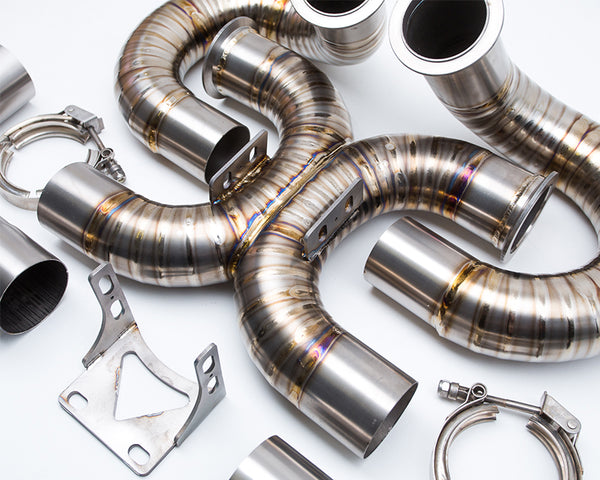 Exhaust Materials Stainless Vs Titanium Killfab