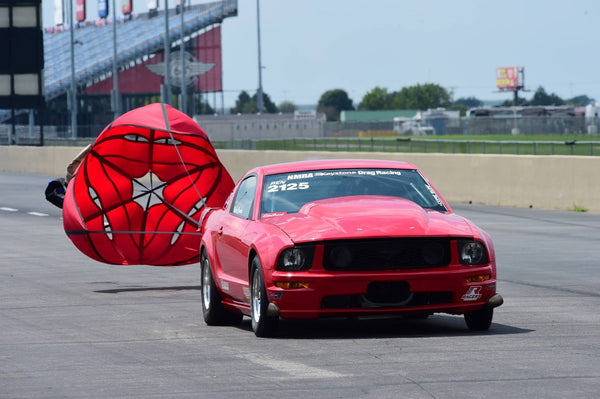 Valerie Clements of VCR Racing started at the age of 8 and is now a competitive racer in her 2005 Mustang NRMA Renegade car powered by a Procharger and pushrod small block Ford.