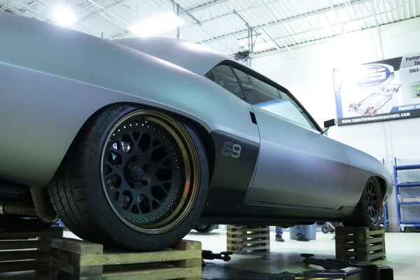 axis 1969 chevy camaro built by the rodster shop custom fabrication
