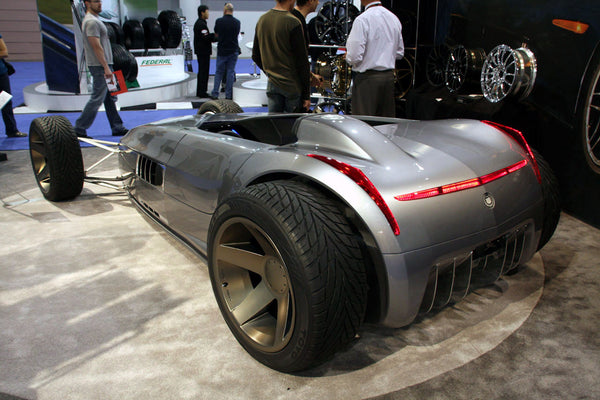 cadillac-vsr-hot-rod- concept car