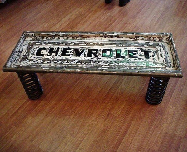 chevy chevrolet coffee table - KillFab Clothing Company