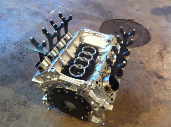 engine block table audi - KillFab Clothing Company