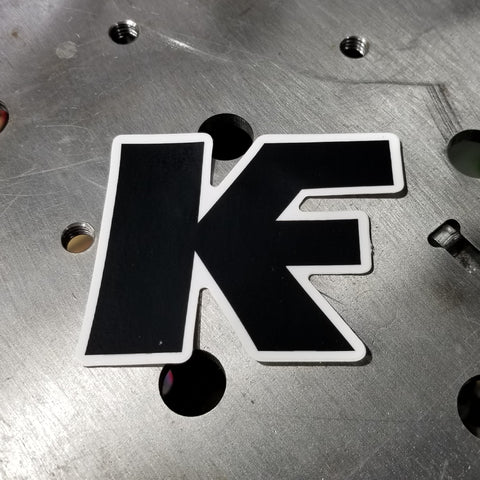 KillFab KF Decal