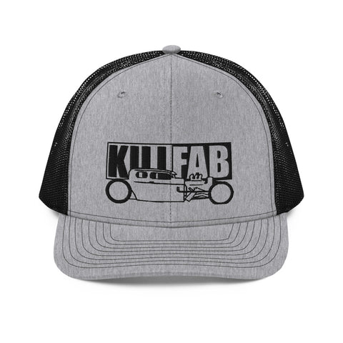 KillFab Hot Rod Trucker Cap
