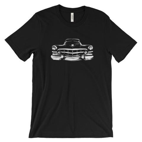 1950 Cadillac clothing tee shirt