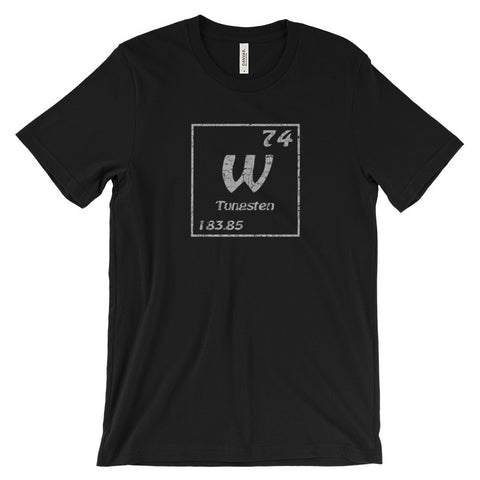 TIG welding tungsten t-shirt