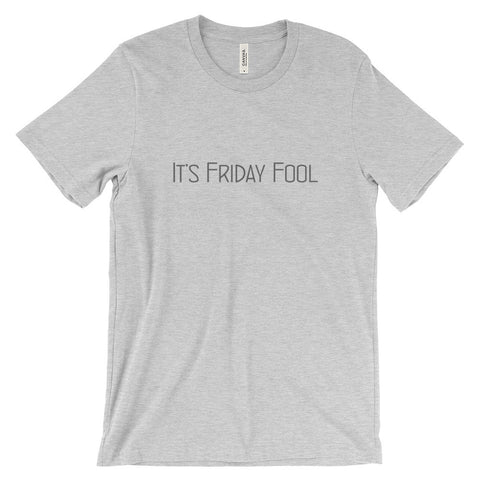 Its Friday Fool