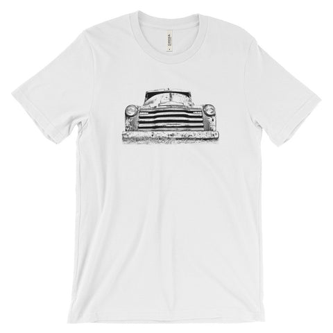 1950 chevy truck clothing tee shirt t-shirt