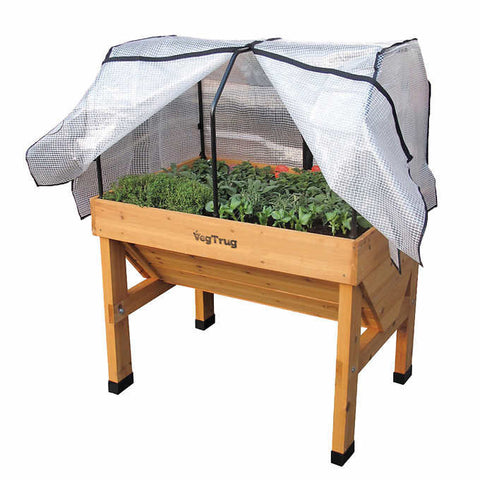 VegTrug Classic Greenhouse Frame and Cover - Small